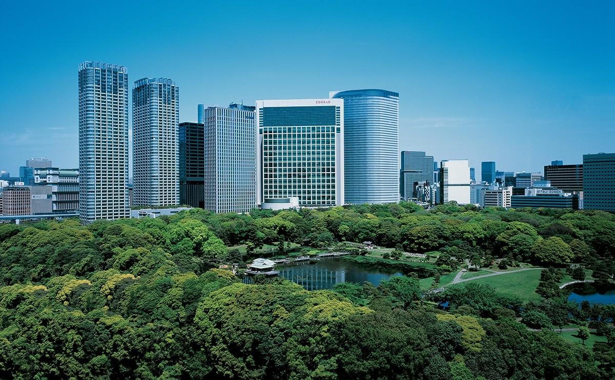 东京康莱德酒店