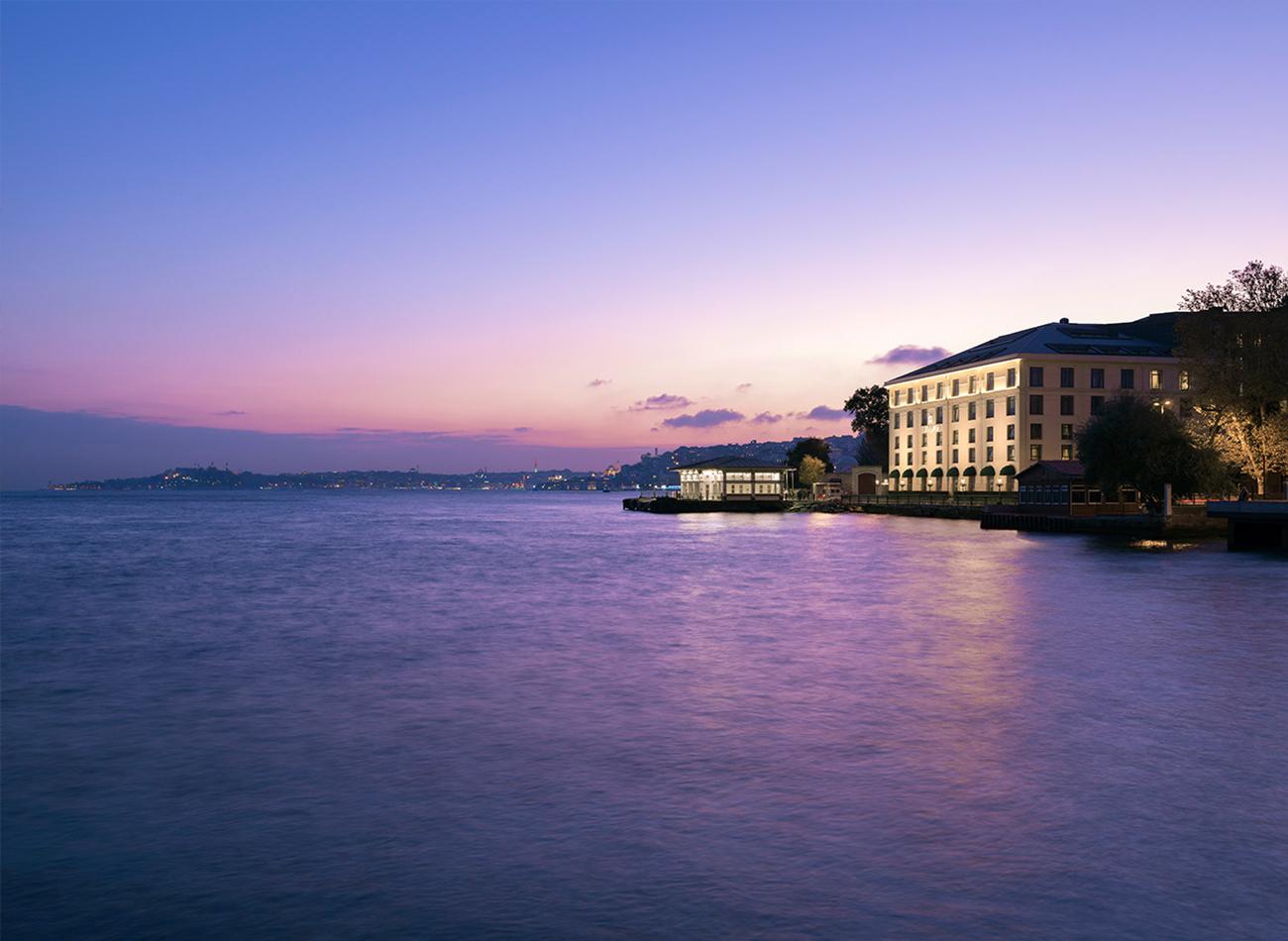 伊斯坦布尔香格里拉大酒店