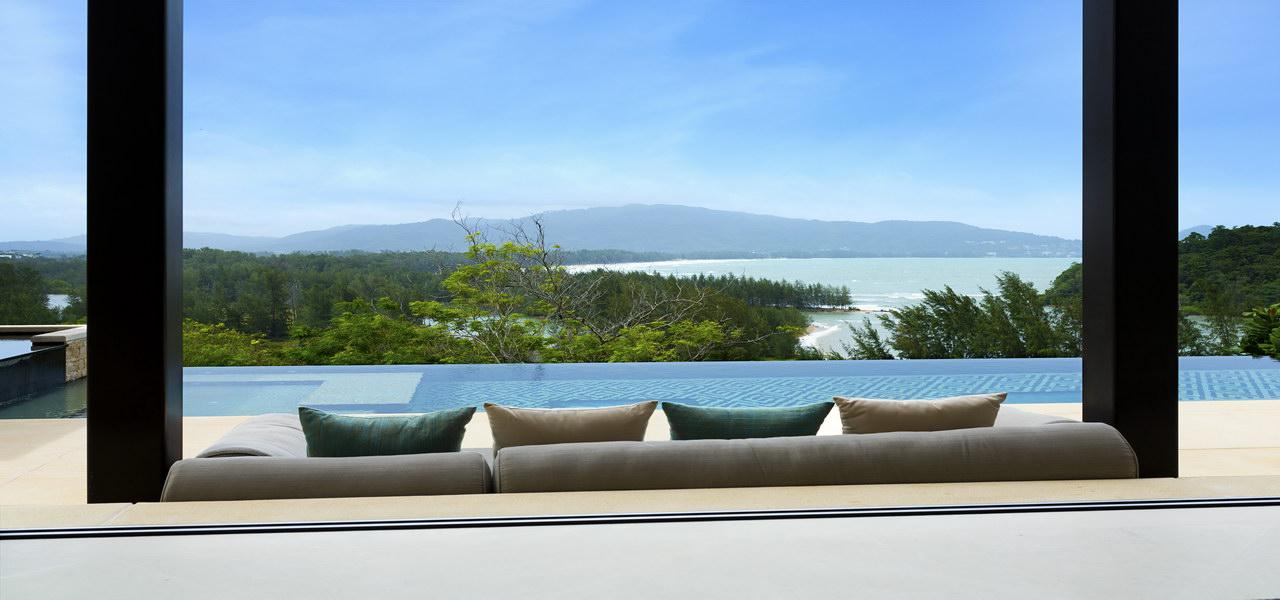 普吉岛安纳塔拉水疗度假村