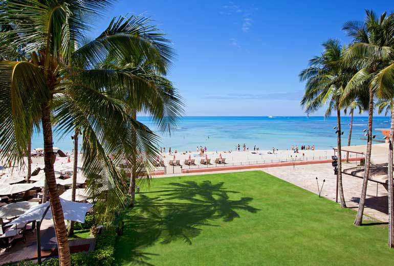 威基基皇家夏威夷豪华精选度假酒店