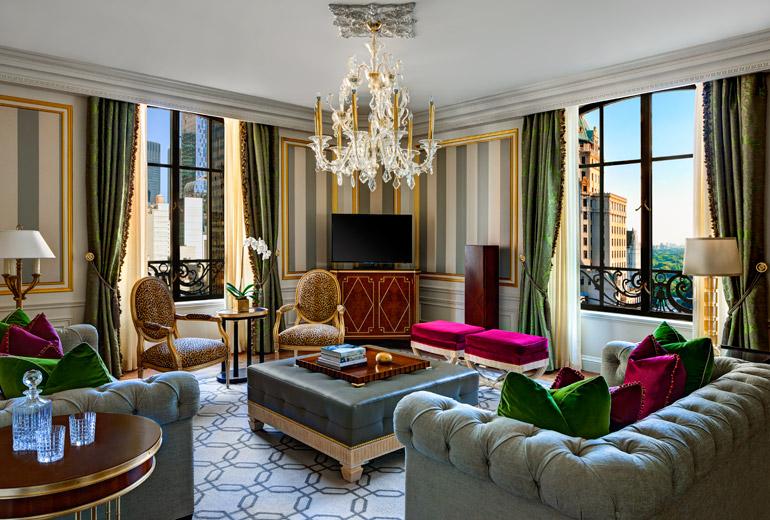纽约瑞吉酒店