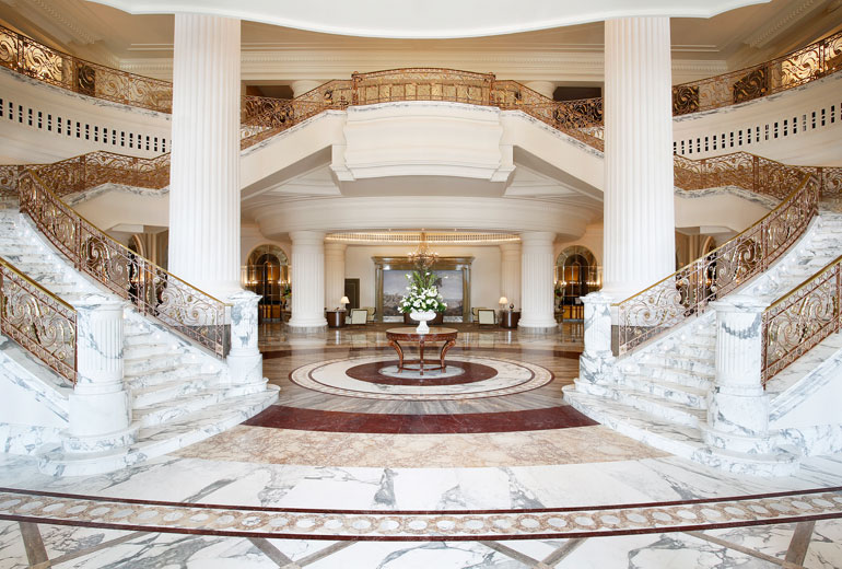迪拜瑞吉酒店